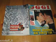 OGGI 1990/7=CESARE CASELLA=CUCCARINI=FINO MORNASCO=GUARDIAGRELE=EMMA BONINO=