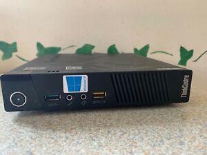 Lenovo ThinkCentre M93 TINY PC Intel G3220T 2.6G 4.0GB DDR3 320GB HDD