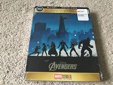 Marvel's The Avengers (Blu-ray+Digital) Steel book Best Buy
