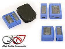 Testeur pour Câbles DISPLAYPORT et MiniDISPLAYPORT Teste continuité + DP POWER