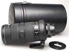 Nikon Nikkor AF-S 80-200 mm F/2.8 AF-S D IF ED M/A Objektiv