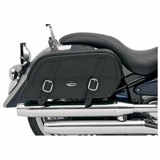 KAWASAKI VN2000 / VN1600 Large Lockable Saddlebags/Pannier Bags/Luggage S0321