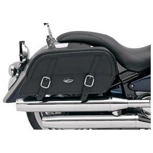 HONDA F6C / VALKYRIE Large Lockable Saddlebags/Pannier Bags/Luggage (SM S0321)
