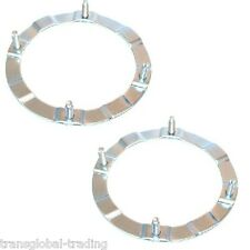 Land Rover Discovery 1 Pair of Front Turret Securing Rings - Bearmach Brand