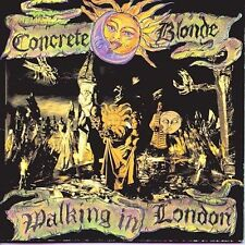 Walking in London by Concrete Blonde (CD, Mar-1992, Capitol/EMI Records)