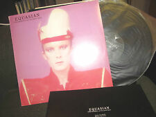 rare CHRIS MOSDELL and the javelin opera NM lp EQUASIAN w/book '82 japan ymo WOW