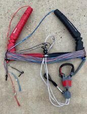 Naish Torque Compact BTB kiteboarding control bar, 20+4m lines, 45-50cm bar