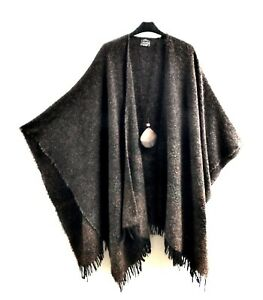 CELTIC Lambswool Wrap / Cape FREE SIZE
