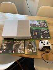 Xbox One Console White Original 500gb + 1 Controller, 1 HDMI & 7 Games!