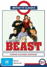 BEAST - THE COMPLETE SERIES (ALEXANDER ARMSTRONG) (2 DVD SET) BRAND NEW! SEALED!