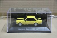 Altaya 1:43 Chevrolet Chevette GP II 1977 Diecast Cars Models Limited Edition