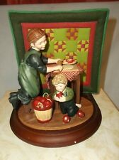 "Willitts Amish Heritage ""Mother'S Little Helper"" Limited Edition #30025 1993"