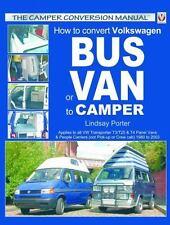 How to Convert Volkswagen Bus or Van to Camper, Porter, Lindsay