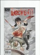IDW Comics Locke & Key Clockworks 5 NM-/M 2011