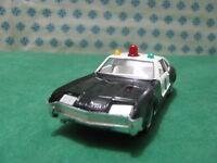 Vintage  -  OLDSMOBILE TORONADO Policia    - 1/43  Auto-Pilen  n° 307