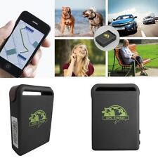 LOCALIZZATORE SATELLITARE ANTIFURTO AUTO GPS GSM GPRS TRACKER TASCABILE