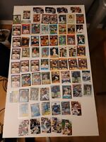 HUGE Baseball Rookie Card RC ***LOT of 70+*** - DeGrom - Bonds - Maddux