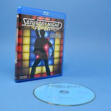 Saturday Night Fever Director's Cut Blu-Ray - John Travolta - 1977 - Bilingual