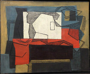 """Still Life (1922) by Pablo Picasso Dated - 17"""" x 22"""" Fine Art Print - 00873"""