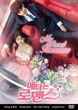 My Secret Romance Korean Drama (3DVDs) Excellent English & Quality!