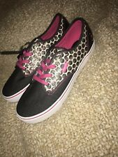 NEW WOMEN'S  BABY PHAT PORTER BP CHAMBRAY 1020471-57A Blk/Fuchsia Sneakers 8.5!!