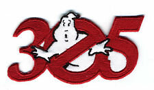 Miami Ghostbusters No Ghost Embroidered Iron-On Patch