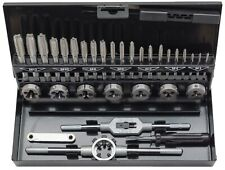 Tap and die set 32 piece metric M3 to M12 Welzh Werkzeug 1905-WW