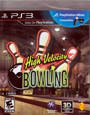 High Velocity Bowling (Sony PlayStation 3 PS3 Game) Free US Shipping