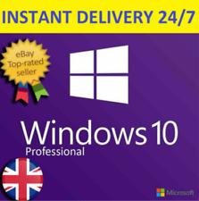 Windows 10 PRO Professional License KEY 🔑32/64 BIT⚡ GENUINE ACTIVATION KEY