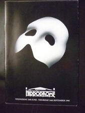 1990s Collectable Theatre Programmes (1950s)
