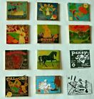 Lions Club Pins -  ORANGE CRATE LABELS from Southern California  (10 Pins)