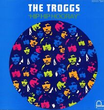 """TROGGS """"HIP HIP HOORAY"""" ORIG FR 1968 EX/VG++ RARE"""