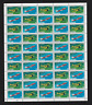 Canada Stamps - Full Pane of 50 - 1981, Aircrafts #903-904 MNH