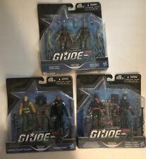 G.I.JOE 50th ANNIVERSARY CONRAD DUKE Grenadier TOMBSTONE Zombie Viper Cobra Lot