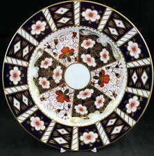 Royal Crown Derby TRADITIONAL IMARI Dinner Plate 2451 GREAT CONDITION