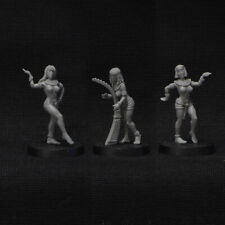 Brother Vinni Miniatures Egyptian Female Musician And Dancers