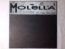 "MOLELLA Change 1st remix 10"" PHIL JAY"