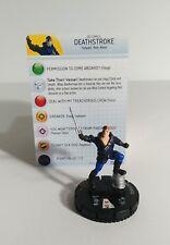 Deathstroke #058 Super Rare Heroclix The Flash DC Wizkids Mint! Look!