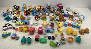 Disney Tsum Tsum Lot Of 90 Vinyl Figures PVC Loose Red Minie Stack Pack Series 4