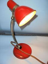 26172 kleine Lampe SIEK Erfurt Bauhaus Blech funktioniert 26cm Art Deco table la
