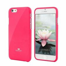 GOOSPERY© MERCURY Jelly Slim TPU Pearl Case Cover Bumper Apple iPhone 6 6s Plus