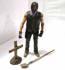 DARYL DIXON GRAVE DIGGER • C9 • 100% COMPLETE • THE WALKING DEAD