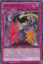 Universo Xyz YU-GI-OH! PRIO-IT078 Ita RARA 1 Ed.