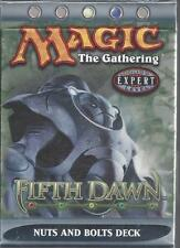 MTG Fifth Dawn Theme Deck Nuts & Bolts  NIB Magic the Gathering