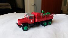 1/50 CORGI  2 1/2 TON TRUCK WITH GENERATOR AND FUEL TANK US 50201  TRUCK CAMION