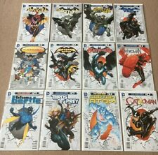 The New 52 Issue 0 Complete Set #0 DC Comics