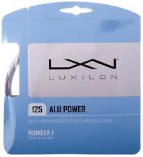 Corde Tennis LUXILON BB Alu Power 1,25 n.4 matassine 12m monofilamento