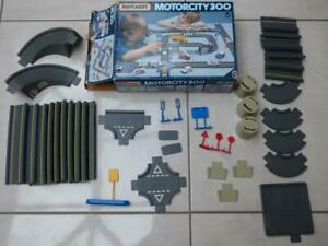 Vintage Matchbox Motorcity 300 road play set.