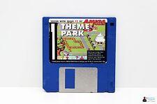 "Commodore AMIGA 3,5"" Spiel - THEME PARK - Power Disk 42"