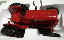UH 1/16 SCALA UH2989 VALMET 33 TRATTORE DIESEL IN ROSSO Modello Diecast FARM TRACTOR
